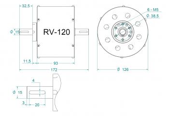 RV-120-regular drawing