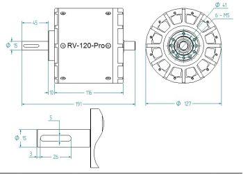 RV-120-Pro drawing